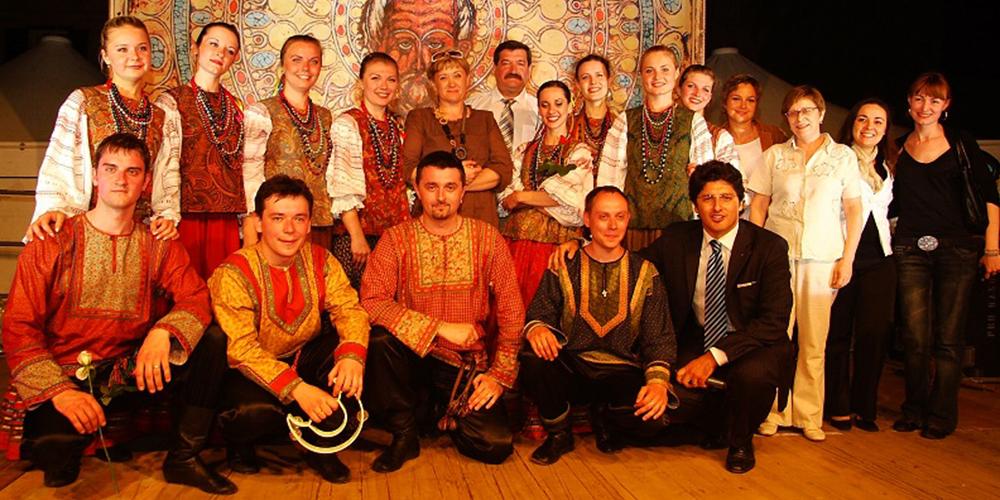 Festival dell'arte russa