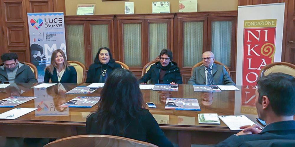 """""""Luce D'Amare"""", il primo concorso fotografico della città di Bari"""