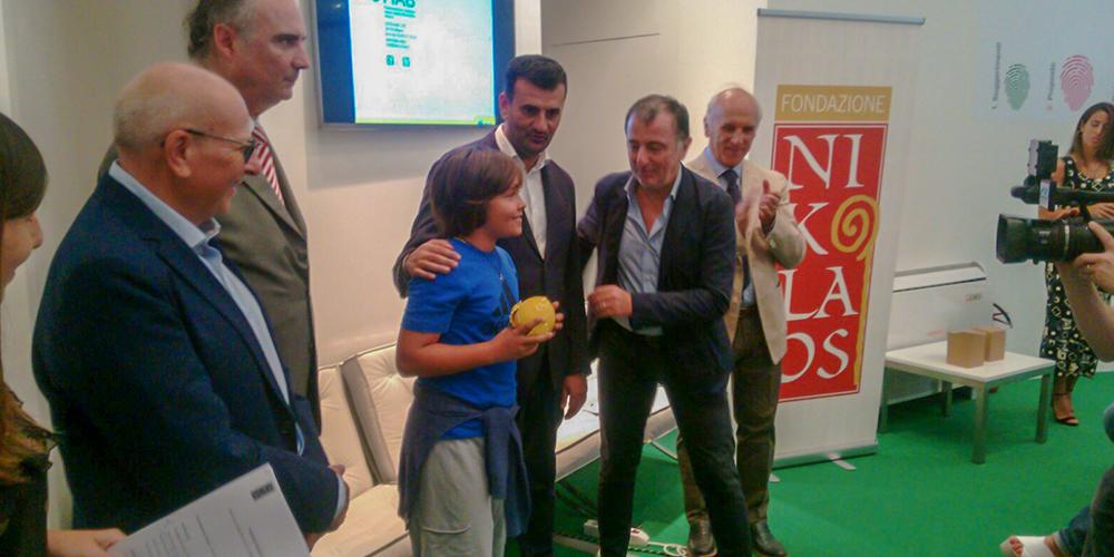 Premio Nikolaos allo Sport