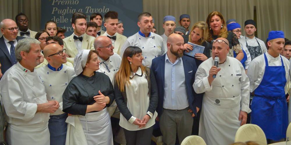 Premio Puglia a Tavola 2016