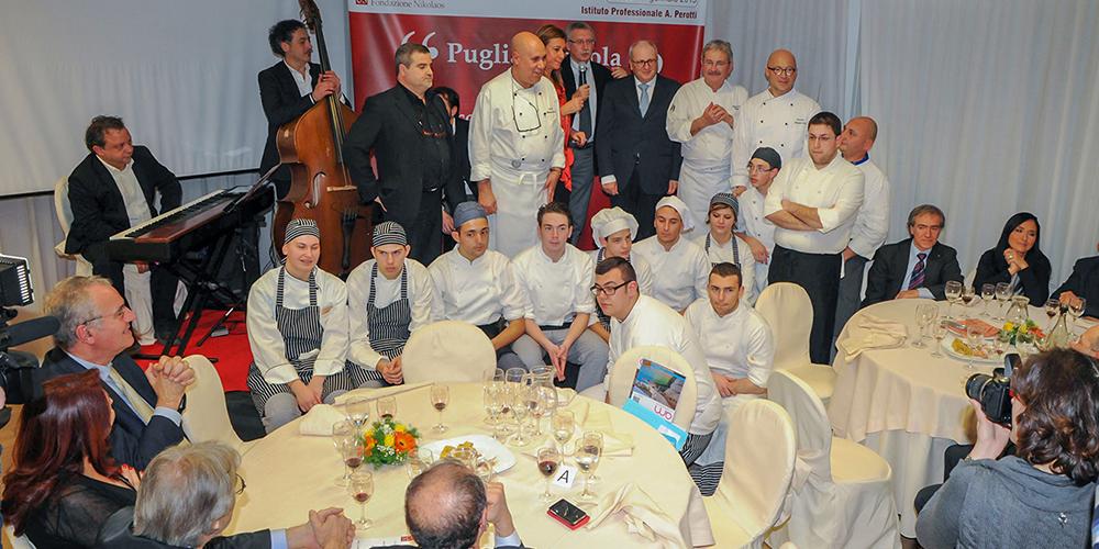 Premio Puglia a Tavola 2013