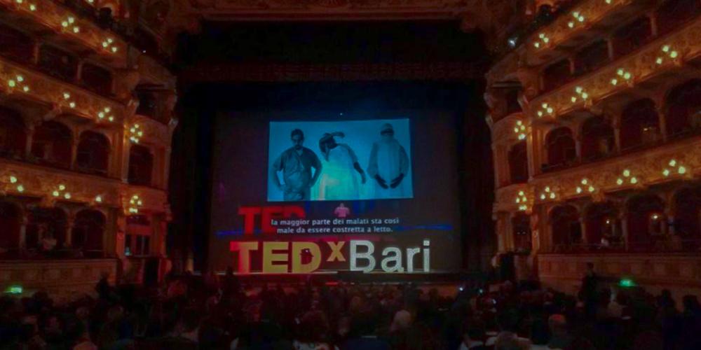 La Fondazione Nikolaos partner di TEDxBari
