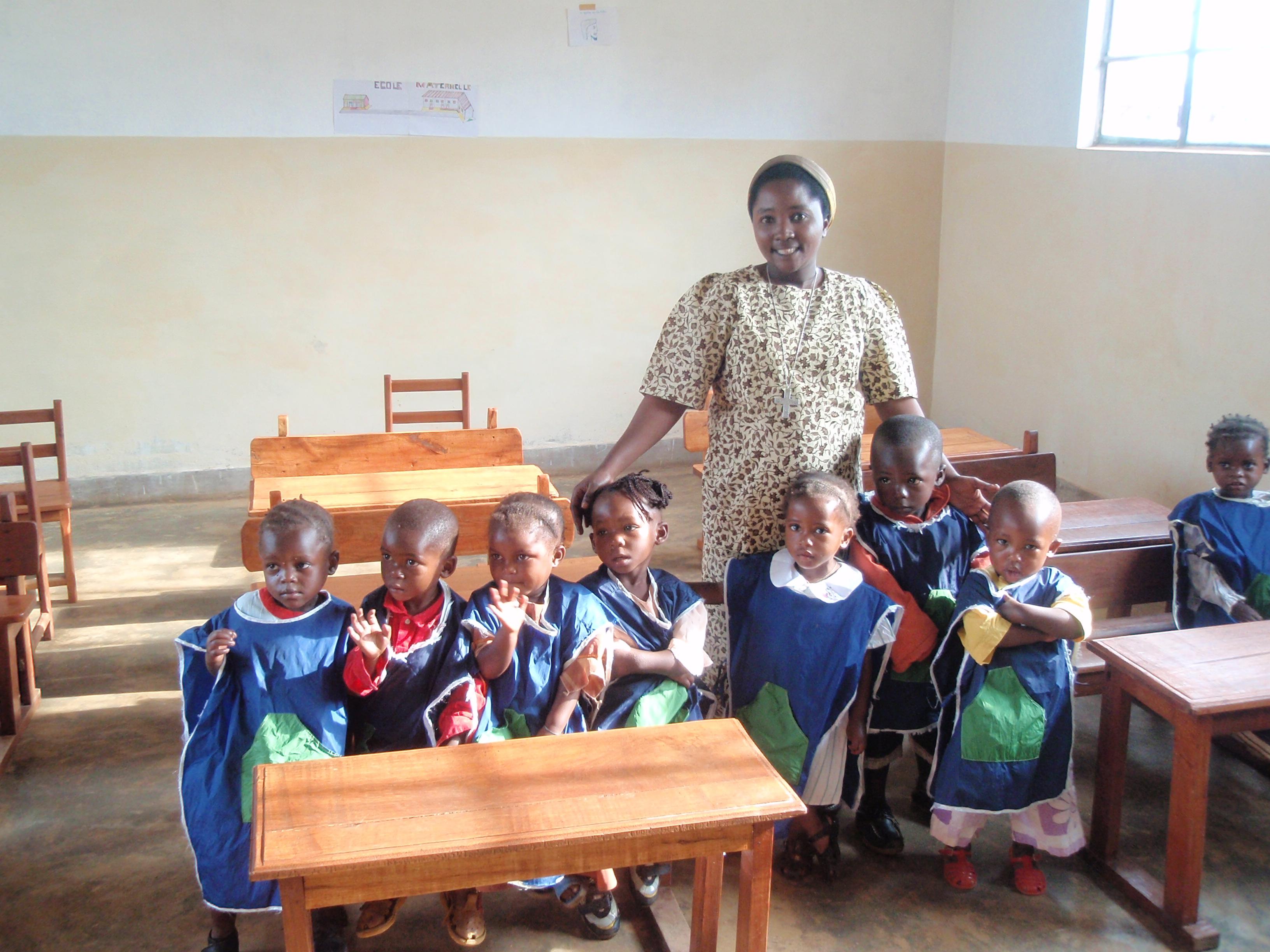 """""""Mani Unite per il Congo"""" 2014: gli interventi in Africa"""