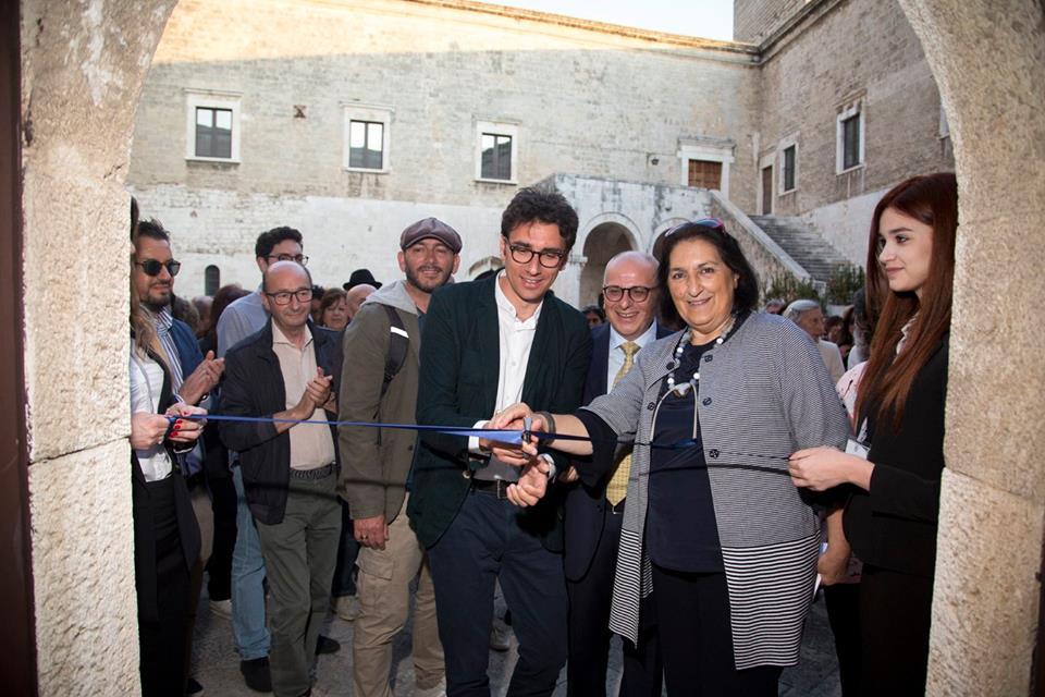 Inaugurazione 1^ mostra fotografica Luce D'Amare