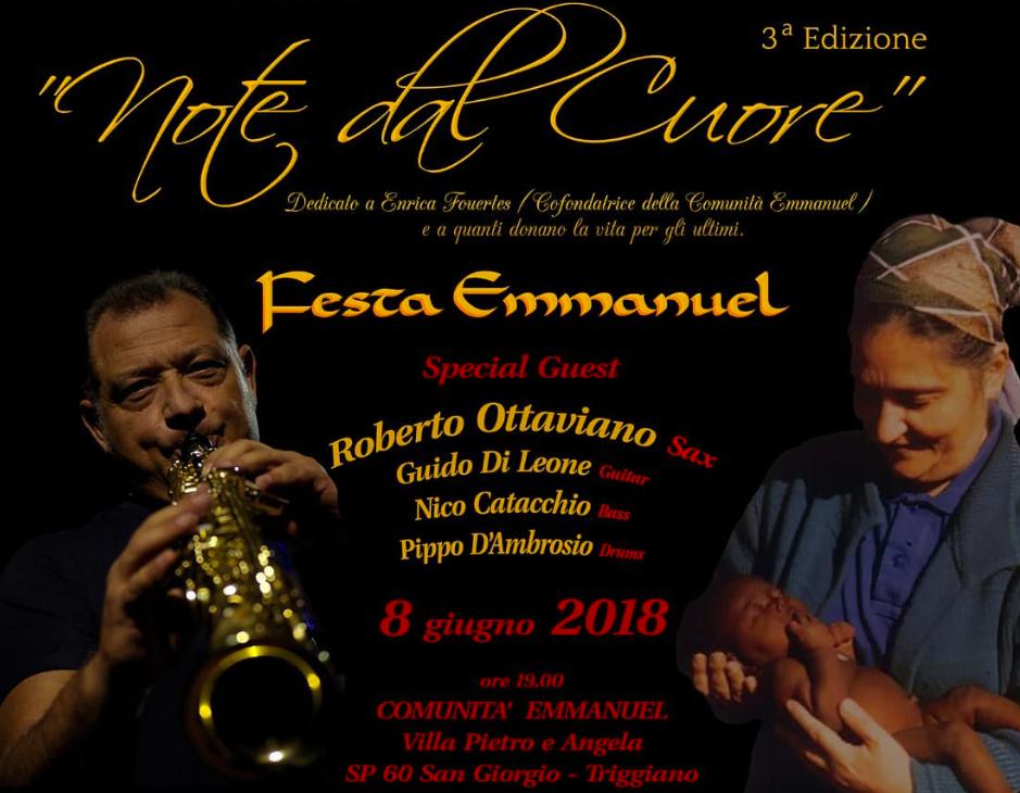 A Bari i festeggiamenti della comunità Emmanuel