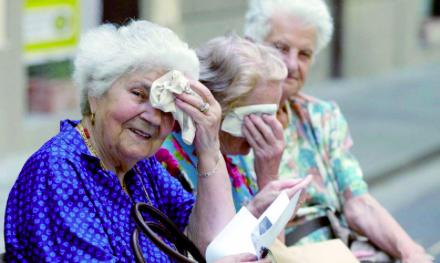 Attivo il piano comunale per il contrasto delle ondate di calore a tutela degli anziani e delle persone fragili