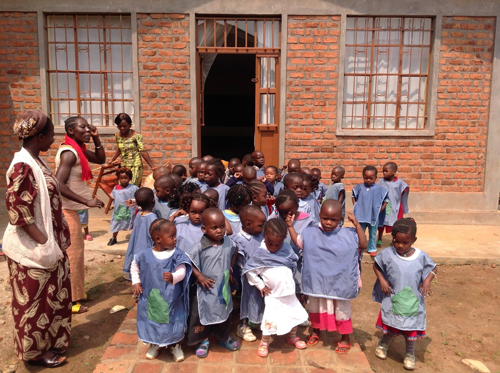 """""""Mani Unite per il Congo"""" 2015: gli interventi in Africa"""