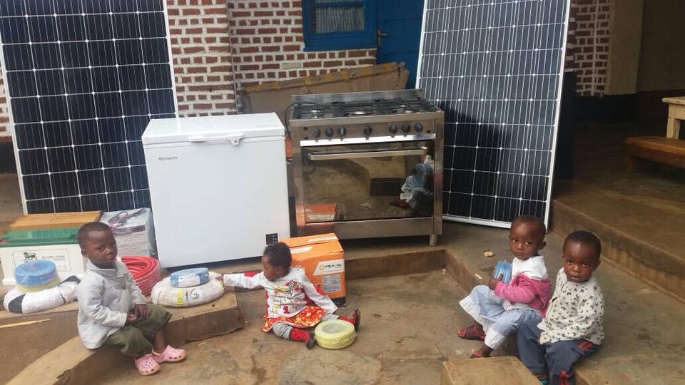"""""""Mani Unite per il Congo"""" 2017: gli interventi in Africa"""