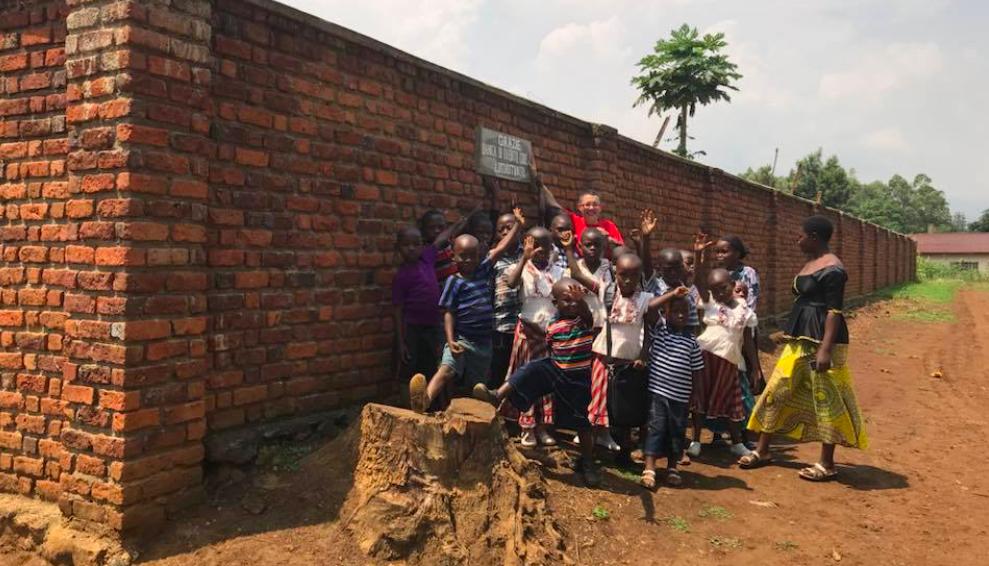"""""""Mani Unite per il Congo"""" 2018: gli interventi in Africa"""