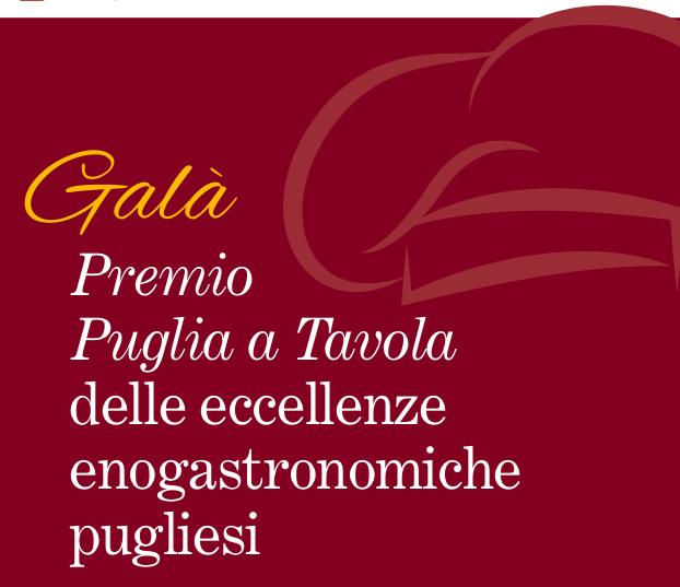 Puglia a Tavola 2019 – Settima edizione