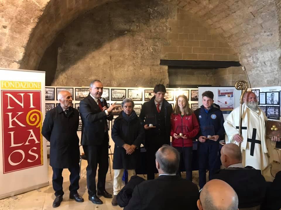 4^ Premio Nikolaos Città di Bari per lo Sport