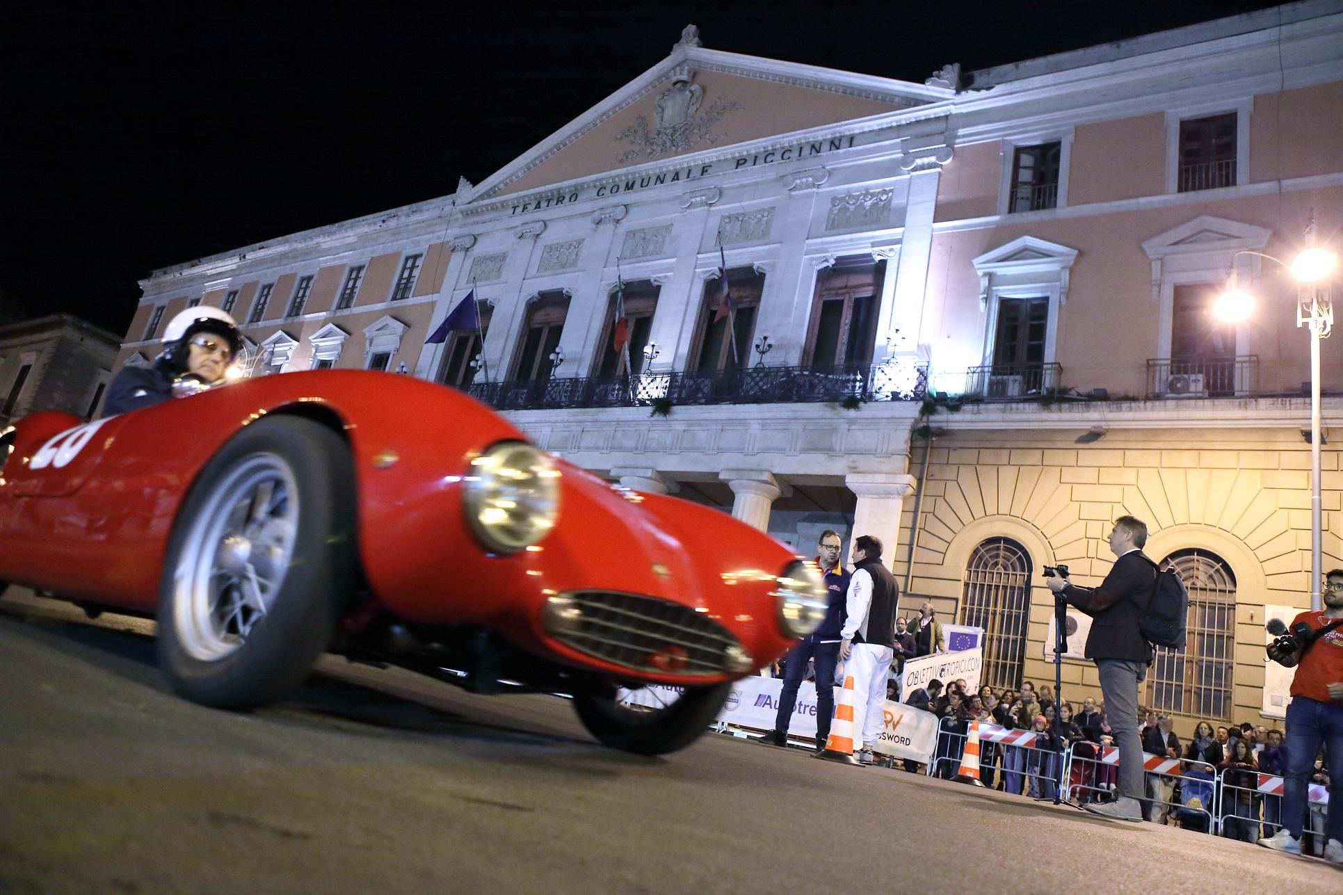 La Fondazione Nikolaos partecipa alla 6^ Rievocazione del Gran Premio di Bari