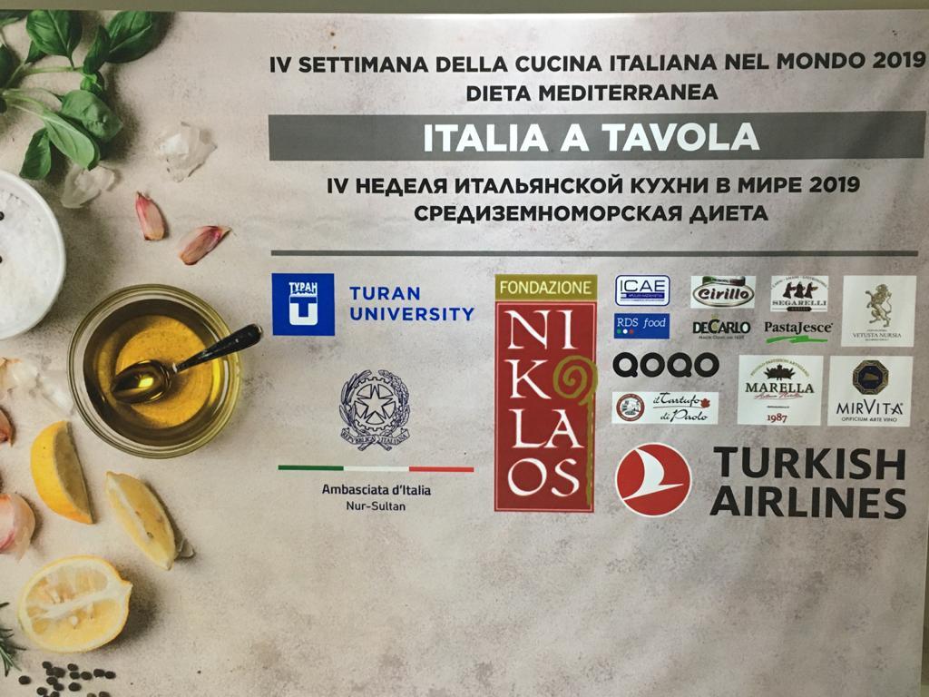 Convegno sui valori nutrizionali della Dieta Mediterranea
