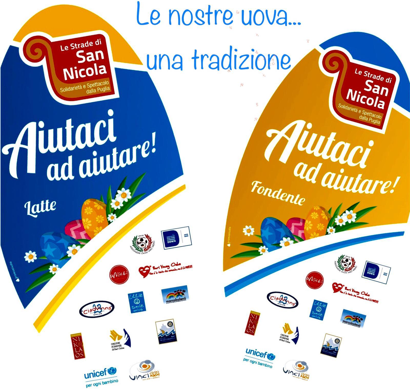 """Fondazione Nikolaos per """"Le Strade di San Nicola"""""""