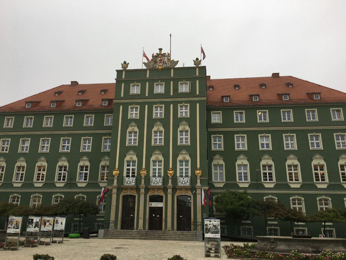 Incontro in Stettino per lo sviluppo degli scambi economici-sportivi-culturali con Bari
