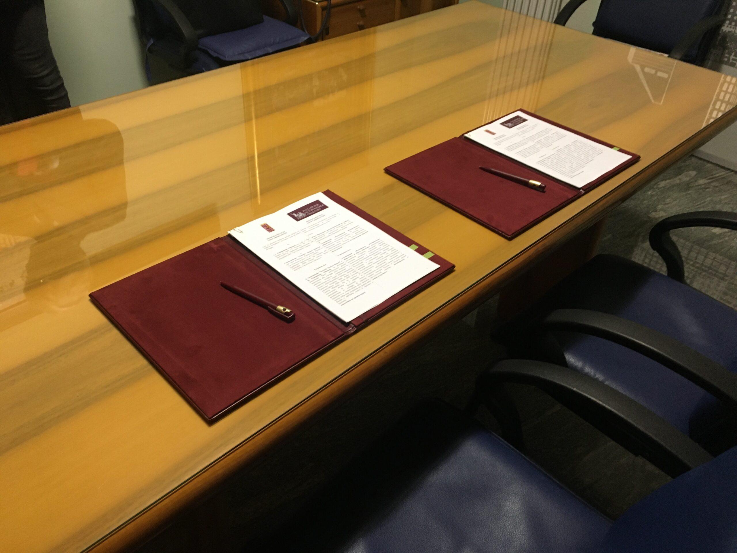 Firmato Protocollo d'intesa tra la Fondazione Nikolaos e la Società di Storia della Russia (R.I.O.)