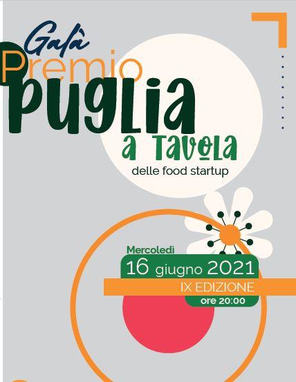 """IX edizione del """"Premio Puglia a Tavola"""""""