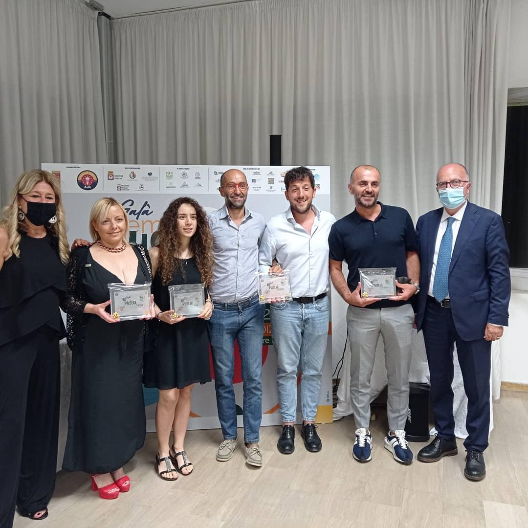 I vincitori del Premio Puglia a Tavola 2021