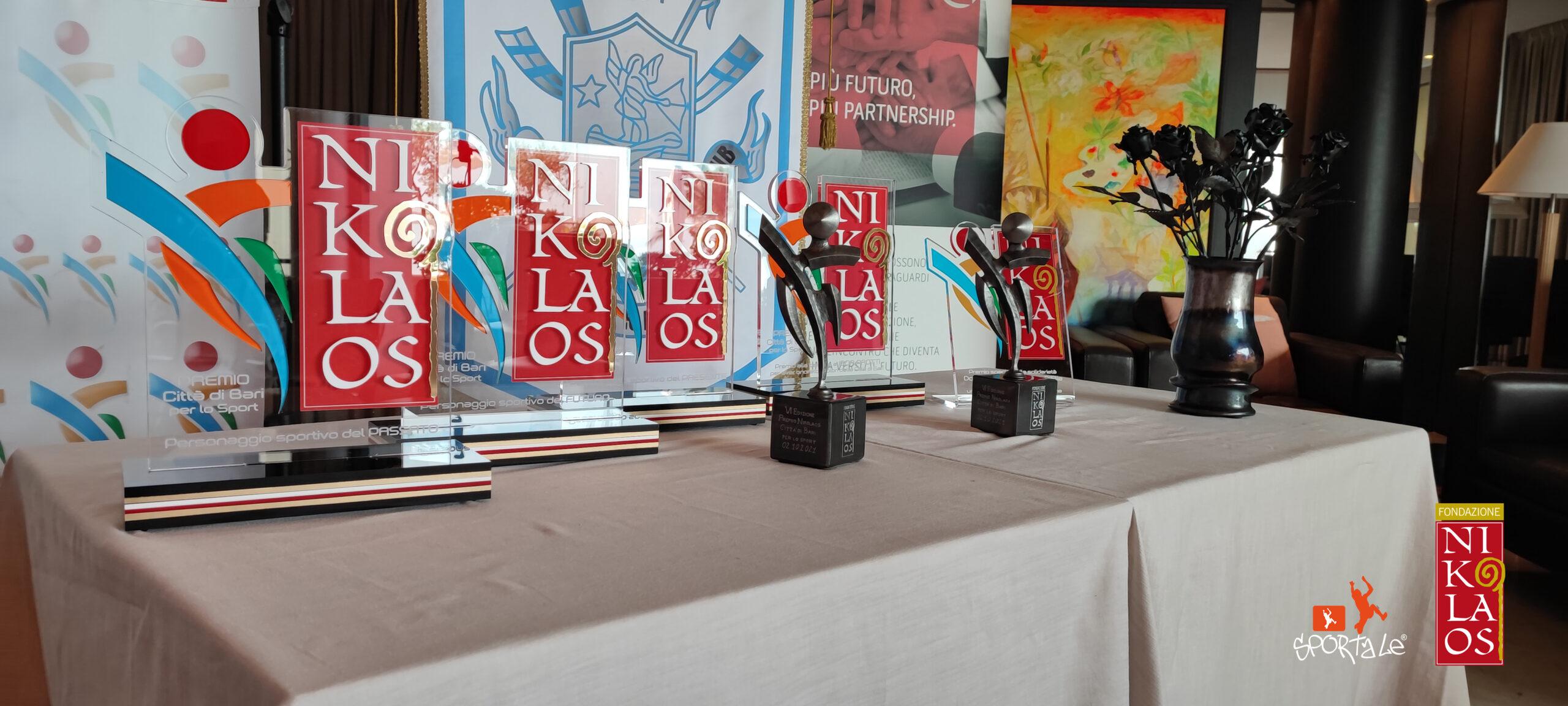 VI Edizione Premio Nikolaos dello Sport città di Bari